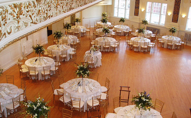 Tuckerman Hall, | Worcester Wedding Venue and Events